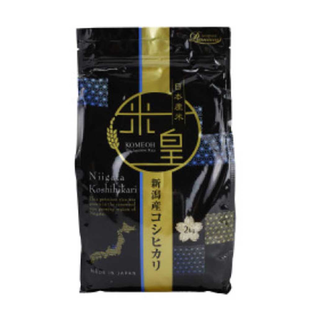 Komeoh Koshihikari Short Grain White Rice Japanese Grocery Delivery to NY NJ