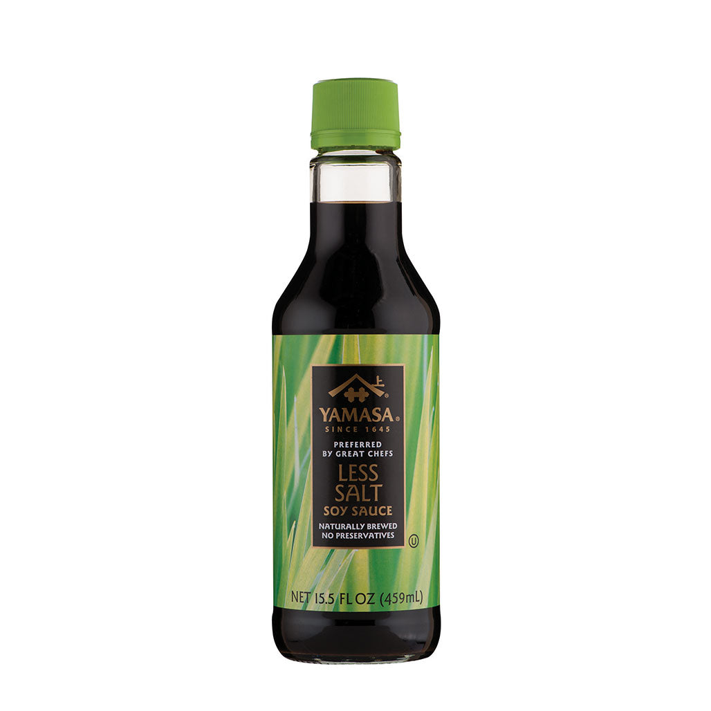 Yamasa Genen Low Sodium Soy Sauce 15.5 fl oz (459ml)
