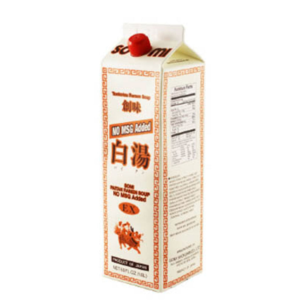 Somi No-MSG Paitan Noodle Soup Base 60.9 fl oz / 1800ml
