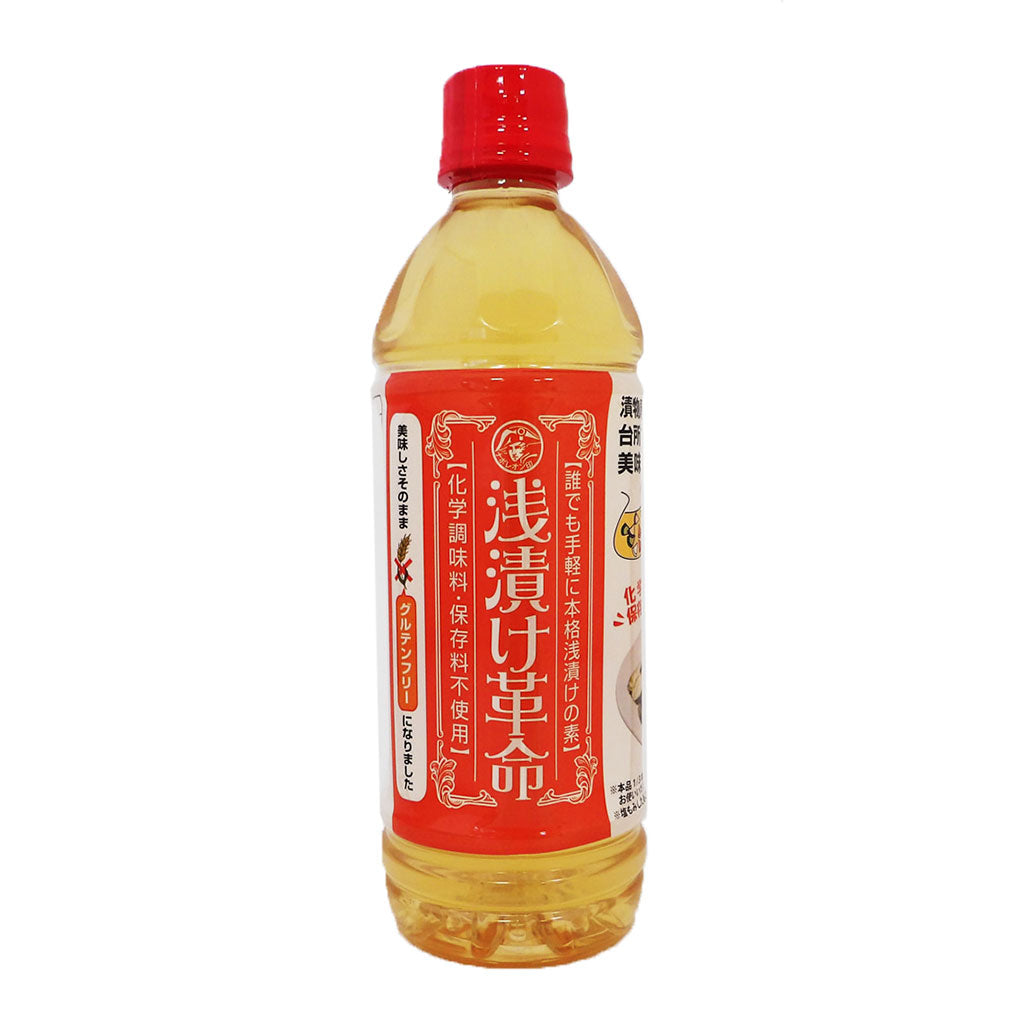 Asazuke Kakumei Pickling Liquid 16.9 fl oz (500ml)