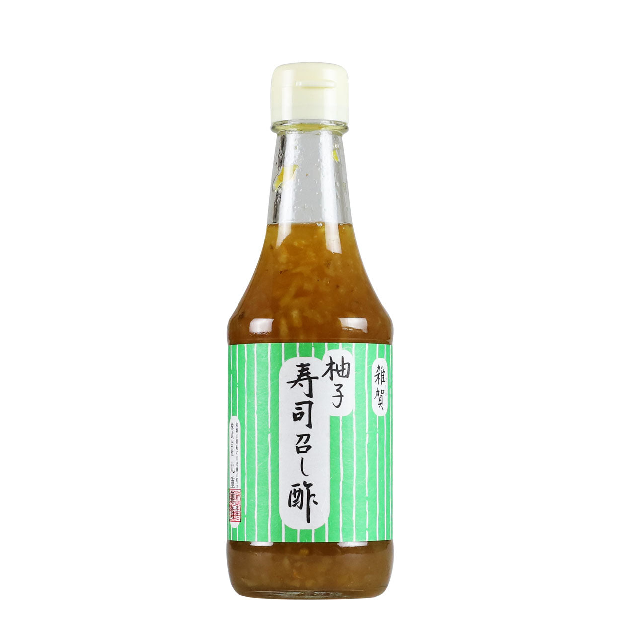 Saika Sushi Vinegar with Yuzu Japanese Citrus 10.1 fl oz / 300ml