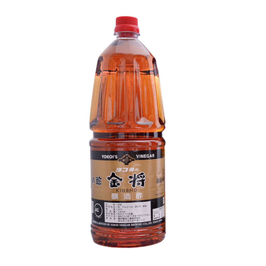 Yokoi Kinsho Rice Vinegar 60.8 fl oz / 1800ml