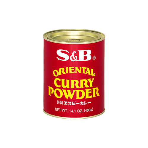 S&B Spicy Curry Powder 14.1 oz / 400g