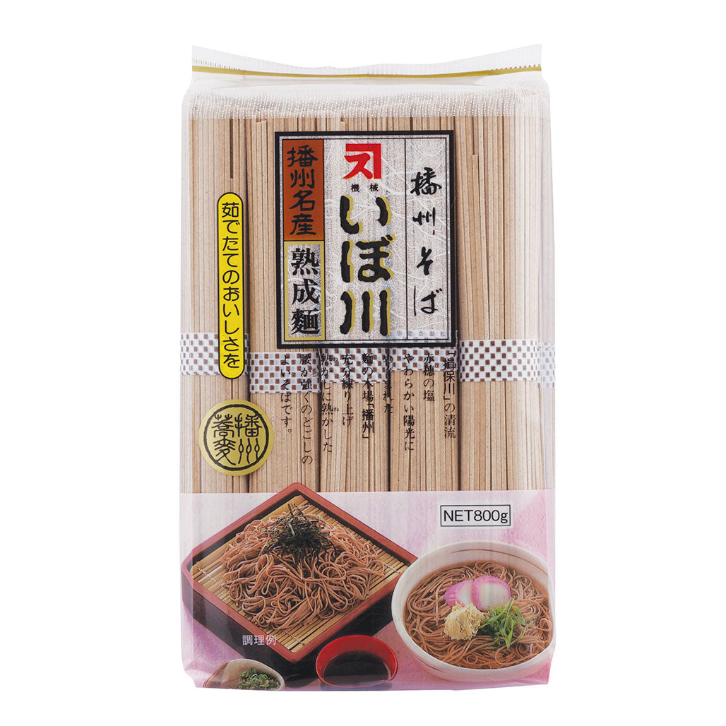 Ibogawa Banshu Soba Buckwheat Noodle Japanese Grocery Delivery to NY NJ