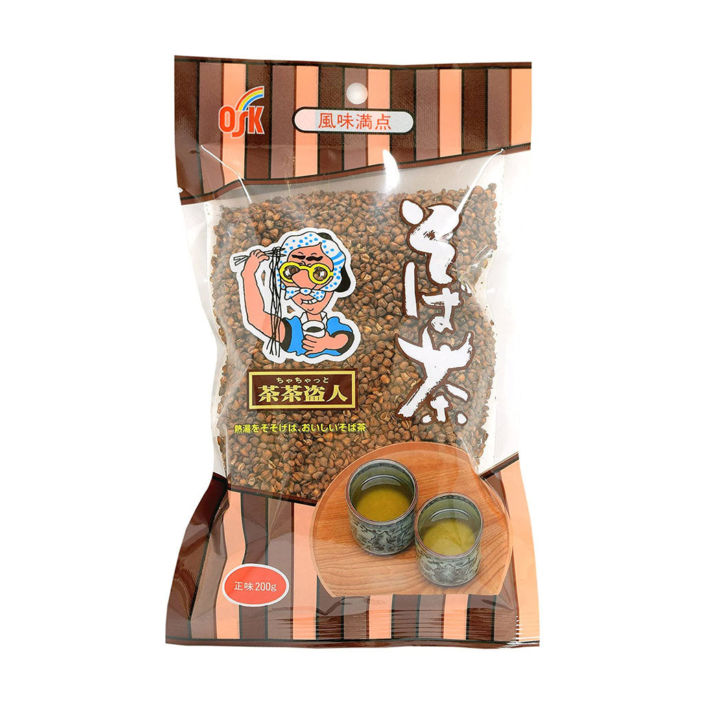 Sobacha Buckwheat Tea 7.05 oz (200g)