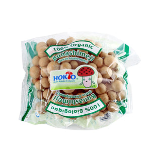 Hokto Organic Buna Shimeji Mushroom 3.5 oz (100g) Japanese Grocery Deliver to NY NJ