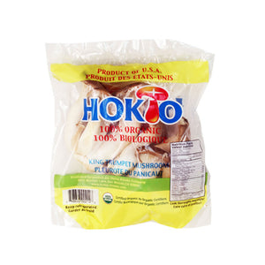 Hokto Organic Eryngi Mushroom 9.5 oz (270g) Japanese Grocery Deliver to NY NJ