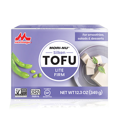 Mori-nu Non-GMO Tofu Light Soft Silken 12 packages of 12.3 oz / 349g