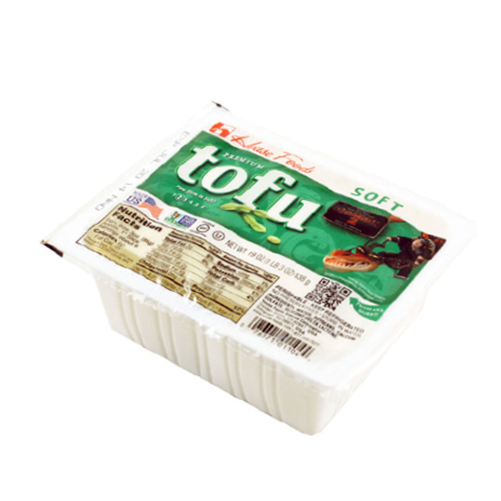 House Non-GMO Tofu Soft Firm 12 packages of 19 oz (538g)