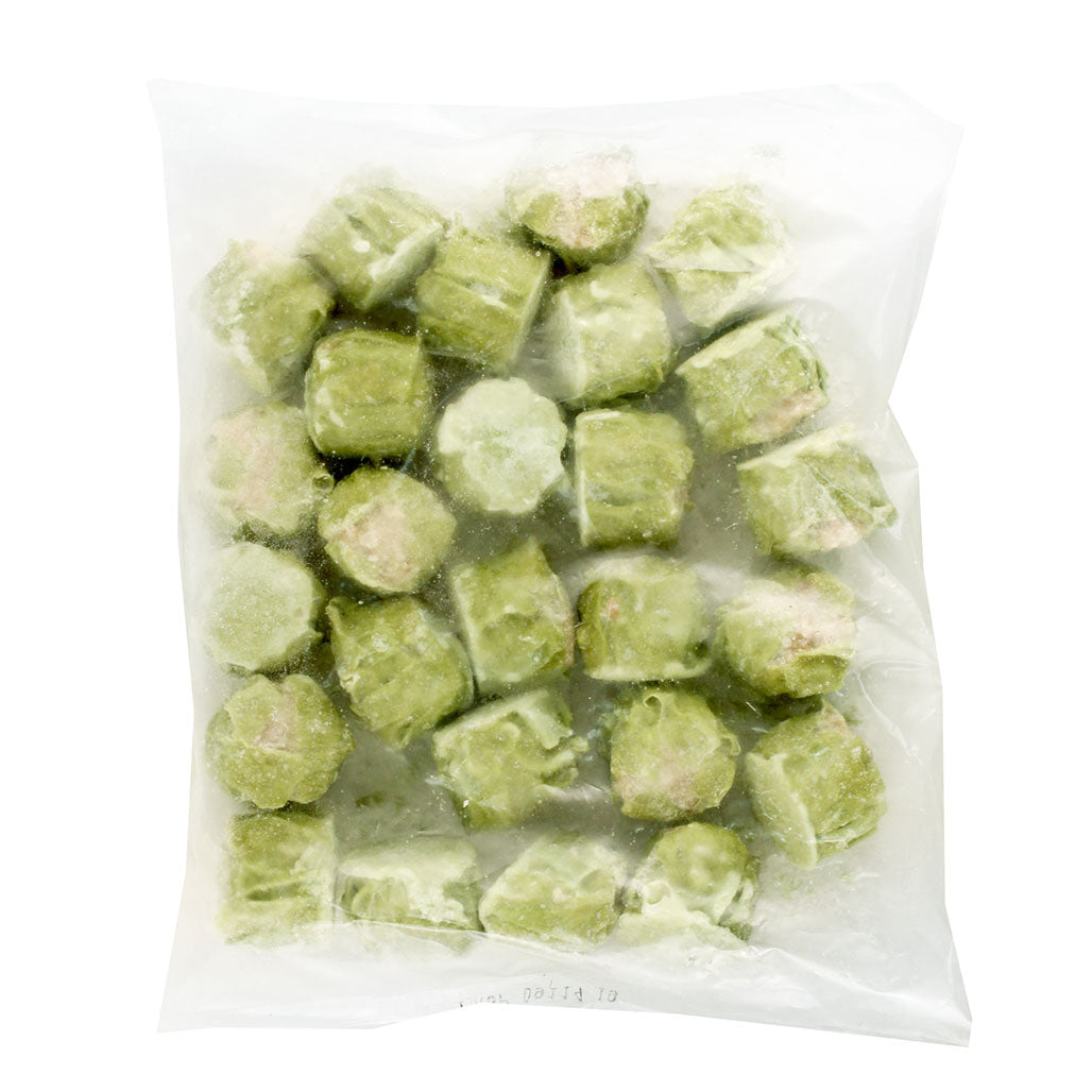 Frozen No-MSG Pork, Shrimp, Veg Shumai with Wasabi 27 pcs / 1.69 lbs (767g)