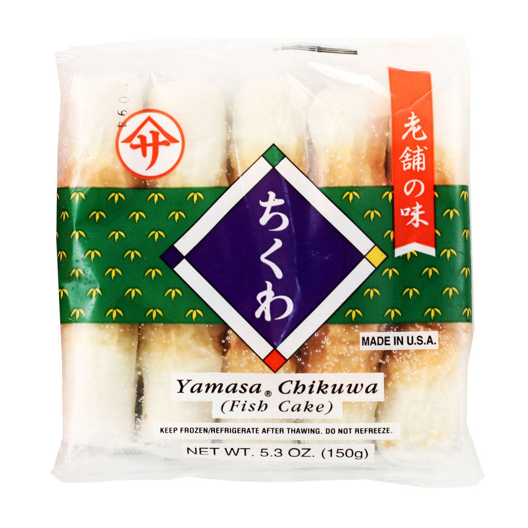 Chikuwa Cooked Fish Cake Japanese Grocery Delivery to NY NJ