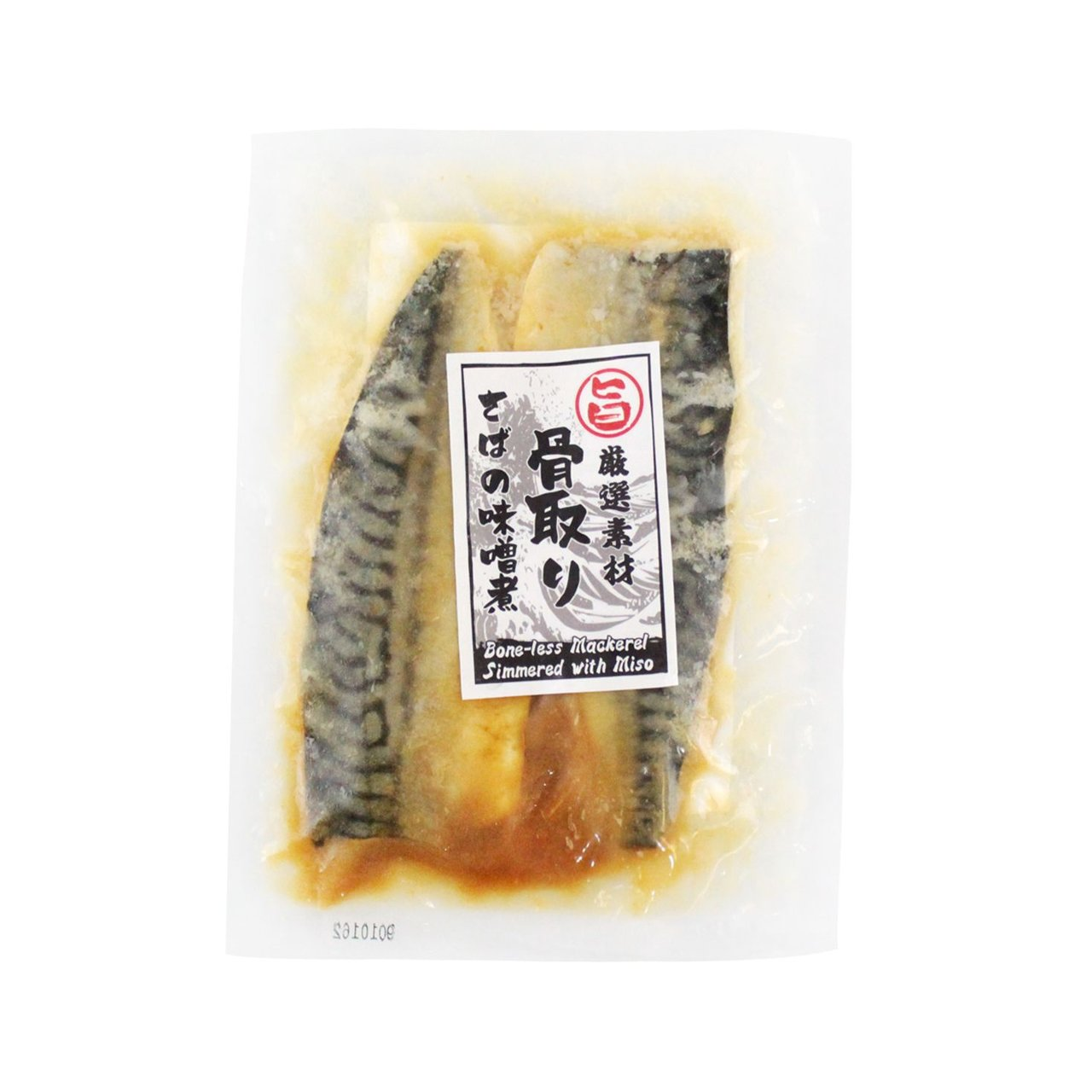 鯖 味噌煮 Frozen Saba Misoni Simmered in Miso 5.7 oz (160g) [Japanese Grocery Home Delivery to NY NJ]