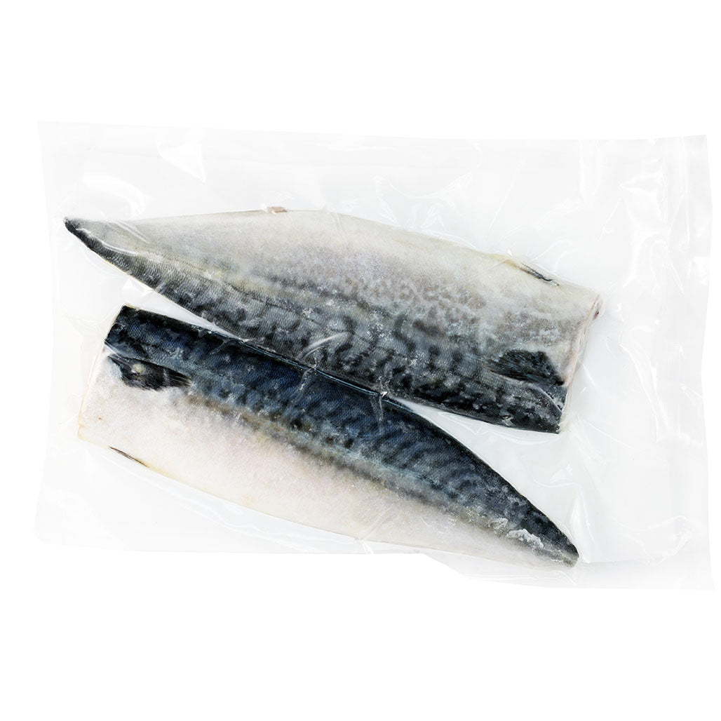 ノルウェー鯖 フィレ Frozen Norway Saba Mackerel Fillet 2 slices