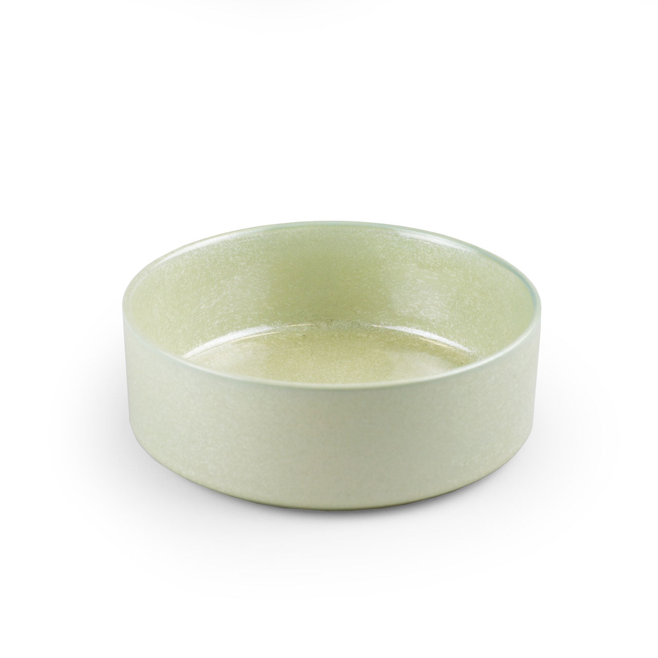 "Pale Green Stackable Bowl 29 fl oz / 6.3"" dia"