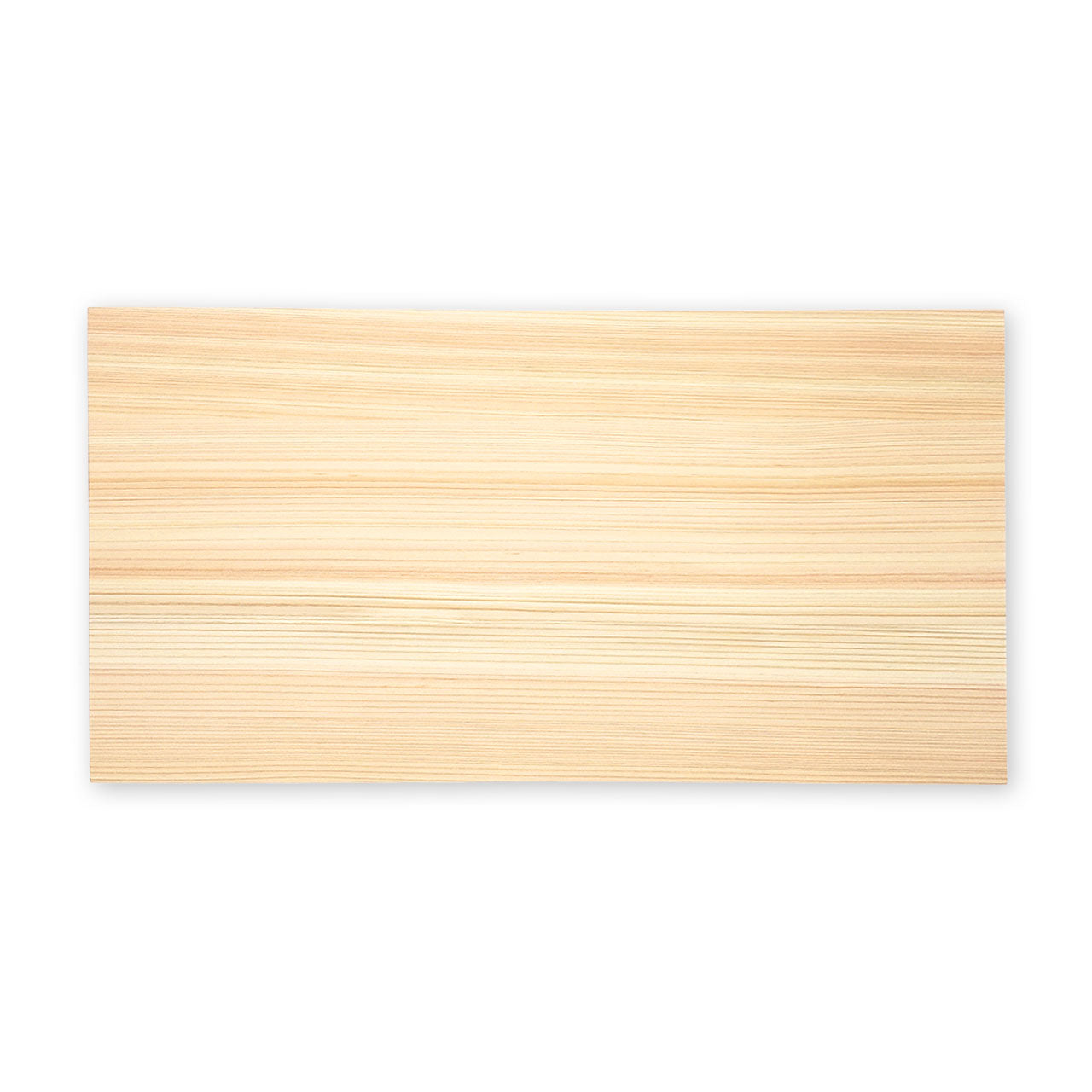 "[NEW] Hinoki (Japanese Cypress) Cutting Board  18.8"" x 9.4"" x 1.6"" ht"