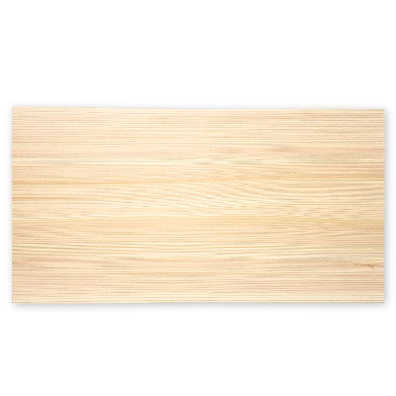 "[NEW] Hinoki (Japanese Cypress) Cutting Board  23.6"" x 11.8"" x 1.6"" ht"