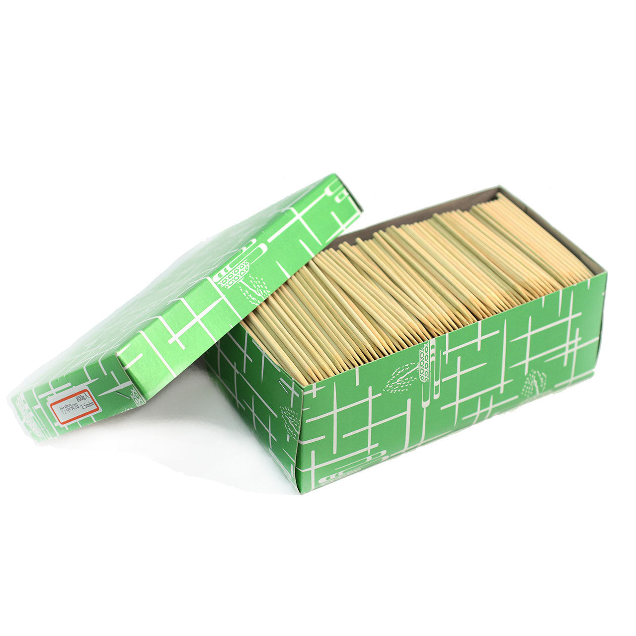 "Bamboo Skewers 3.5"" (2100/pack)"