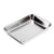 "Stainless Steel Sushi Pan 7.28"" x 5.51"""