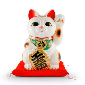Lucky Cat Maneki Neko 13""