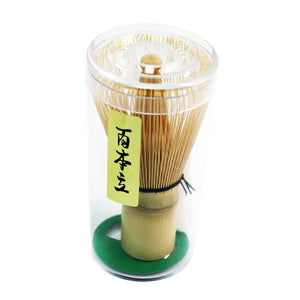 Chasen Matcha Tea Whisk 100 Prong