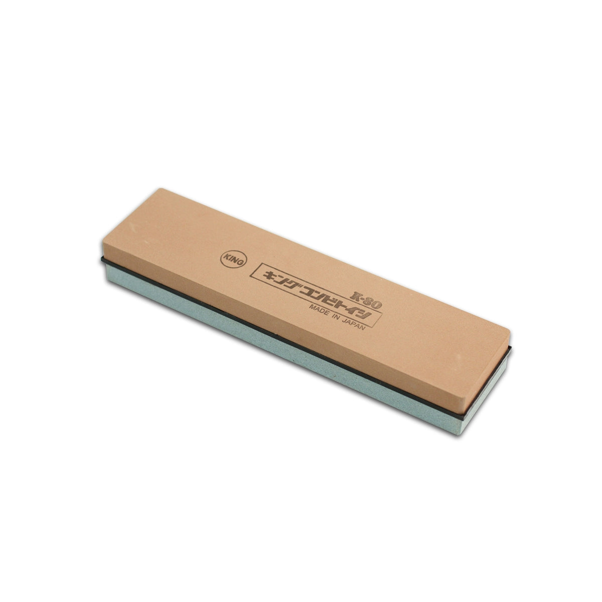 King Combination #250/#1000 Knife Sharpening Stone K-80