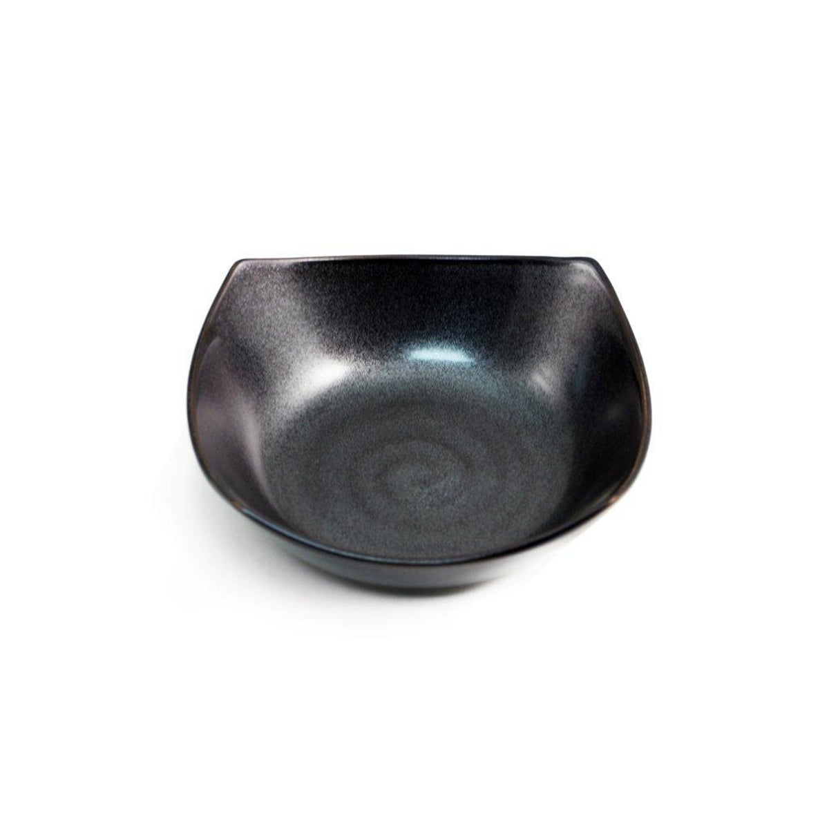 "Pearl Black Bowl 12 fl oz / 5.91"" x 5.91"""