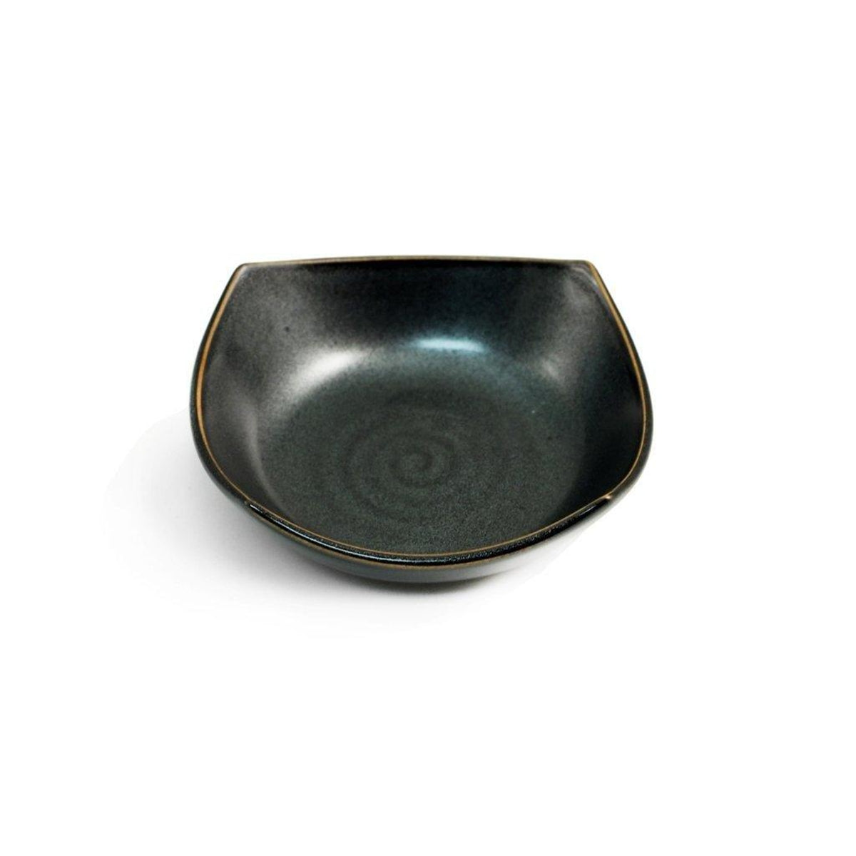 "Pearl Black Bowl 7 fl oz / 4.92"" x 4.92"""