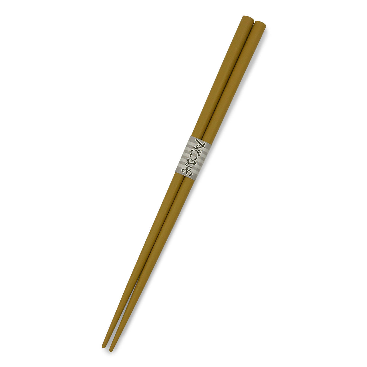 Yellow Lacquered Non-slip Chopsticks