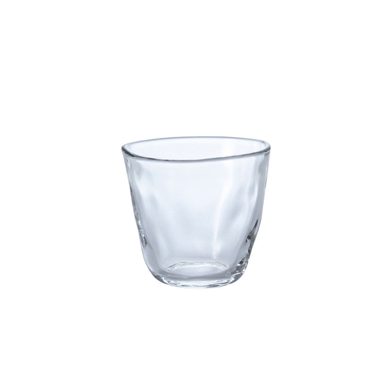 Organic Shaped Glass Cup 6 fl oz
