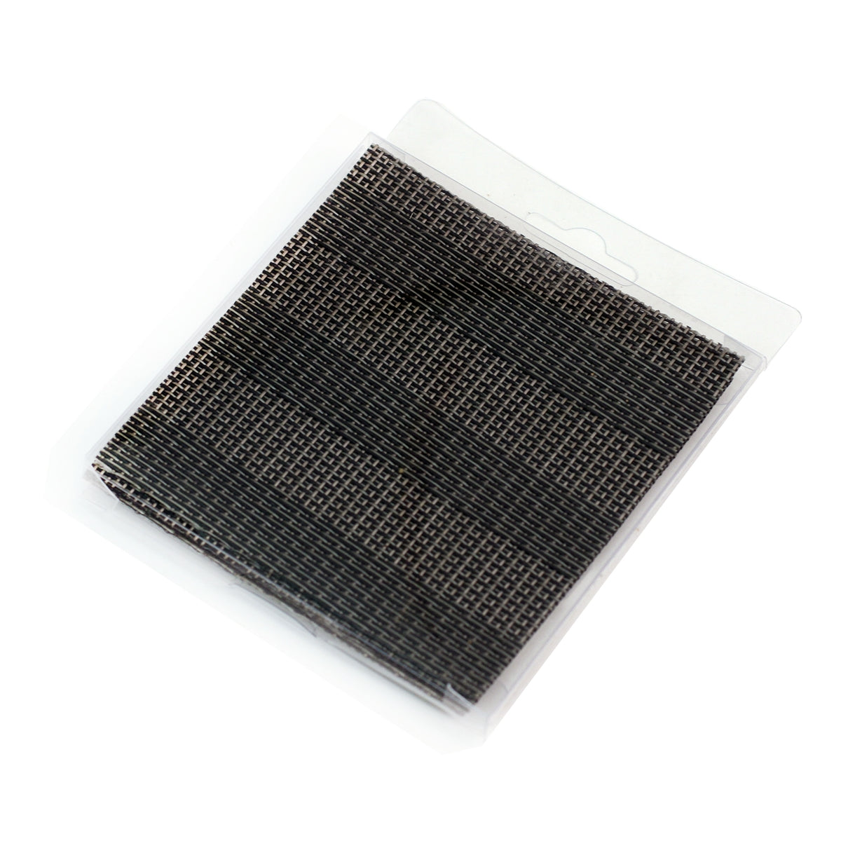5 Set Square Black Coaster
