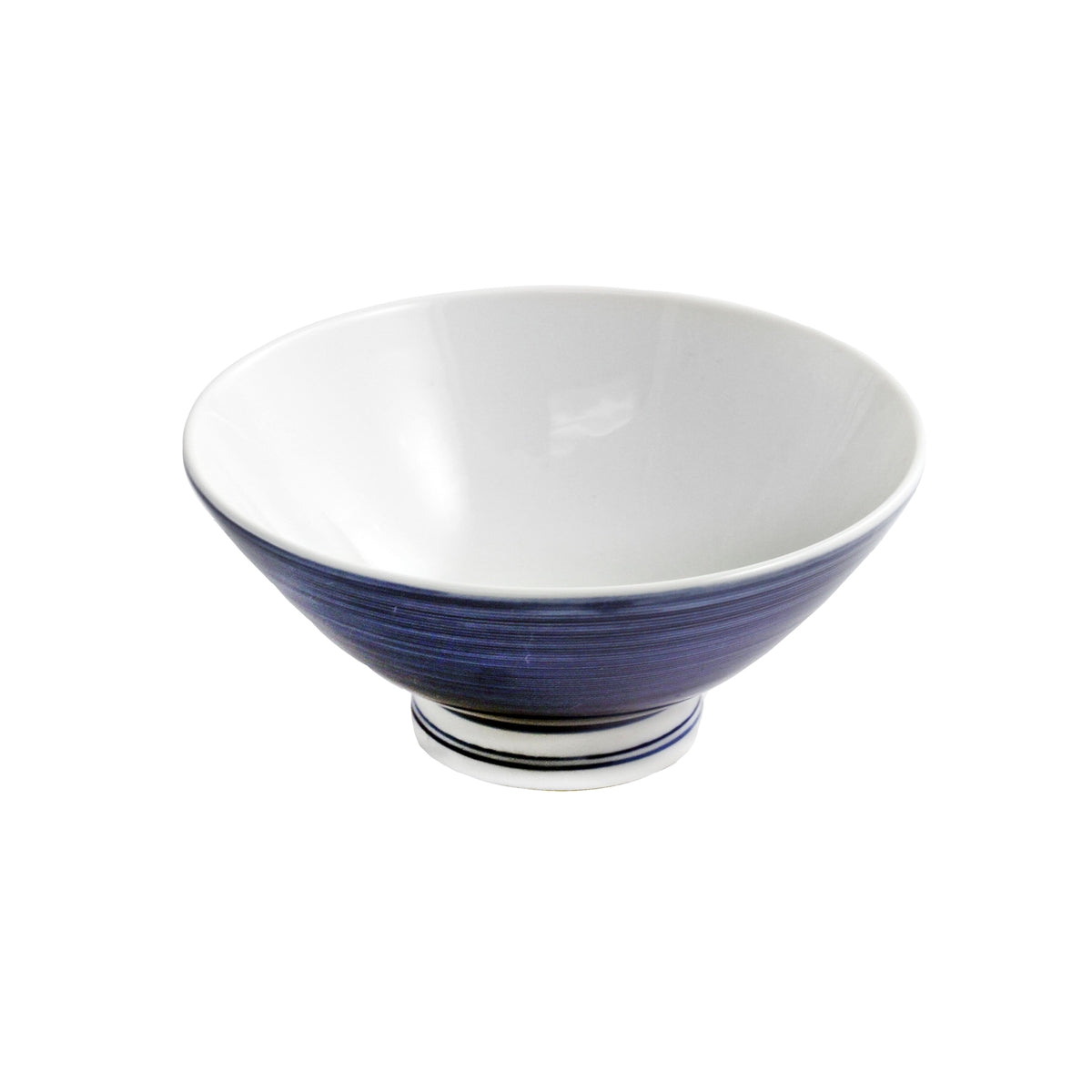 "Blue Rice Bowl 9 fl oz / 5.16"" dia"