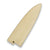"Wooden Knife Saya Cover for Deba Knife 180mm (7.1"")"