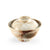 "Yukishino Moss White Donburi Bowl 13 fl oz / 6.26"" dia"