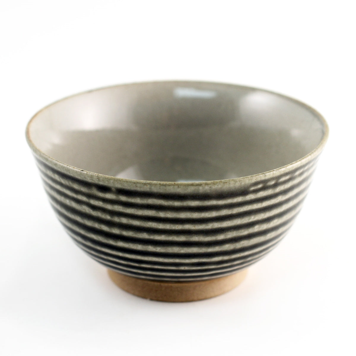 "Striped Rice Bowl 8 fl oz / 4.57"" dia"
