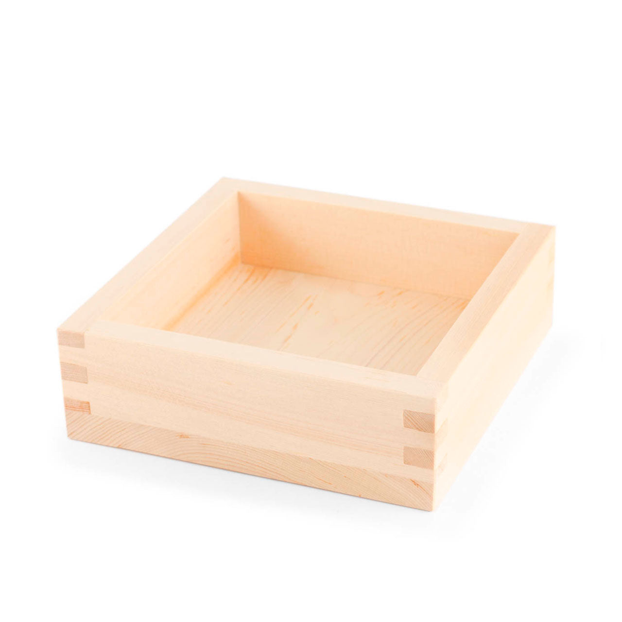 Square Cypress Tray 5.5""