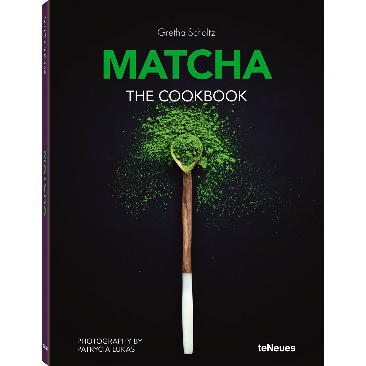 Matcha The Cookbook by Gretha Scholtz
