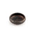 "Charcoal Gray Textured Soy Sauce Dish 2.75"" dia"