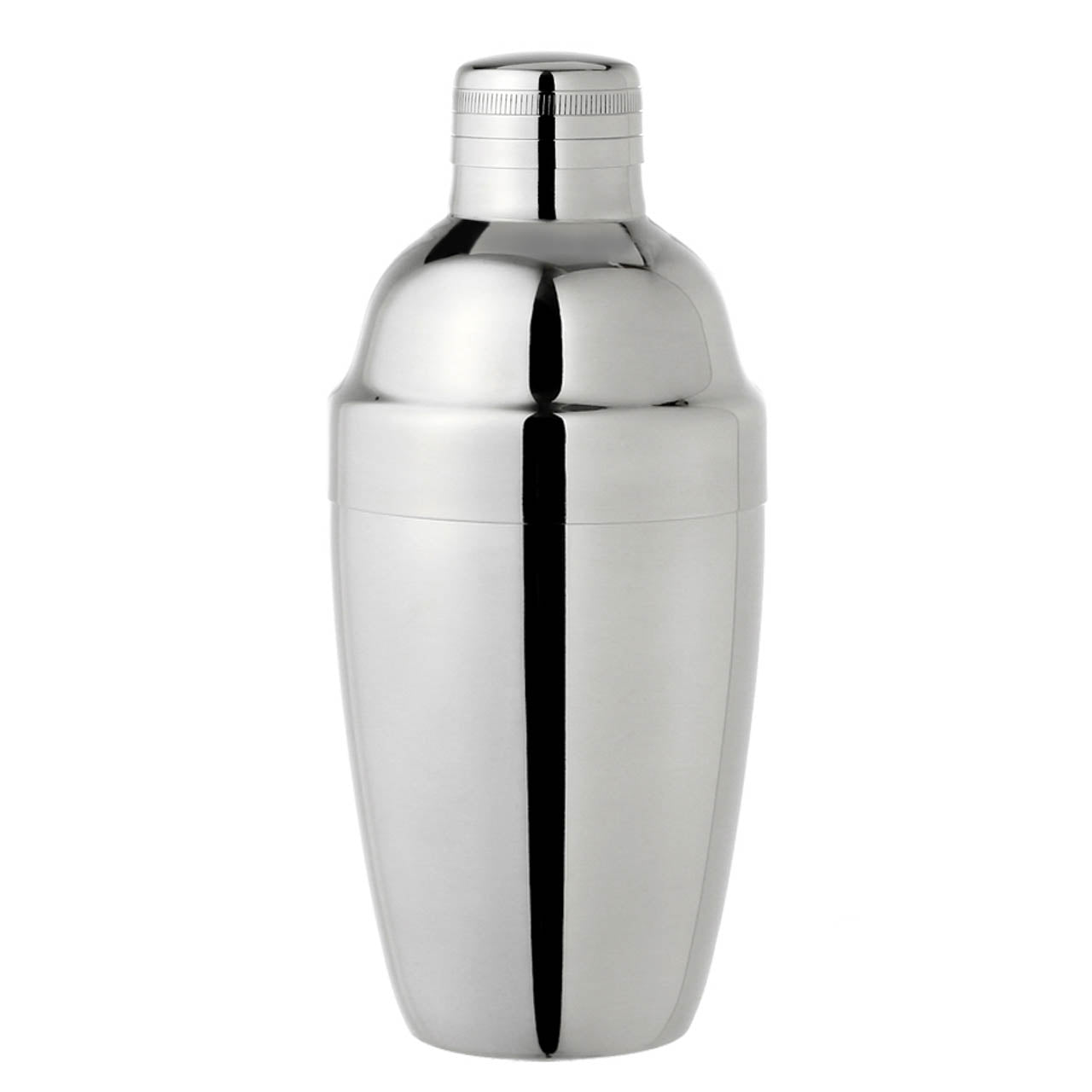 Elder Stainless Steel Cobbler Cocktail Shaker 750ml (25.3 oz)