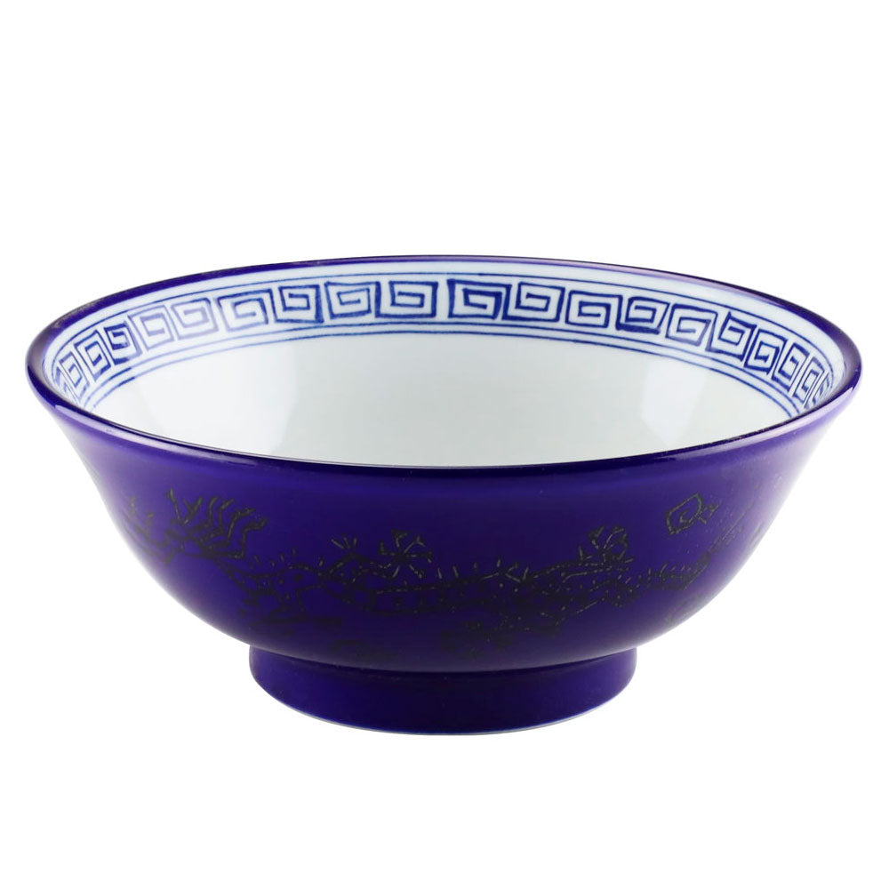 "Blue Dragon Noodle Bowl 50 fl oz / 8.25"" dia"