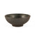 "Black Speckled Soup Bowl 24 fl oz / 6.75"" dia"
