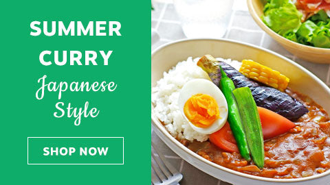 Summer Japanese Curry