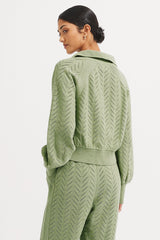 Quincy Sweater - Sage - steele label ?id=28043178016907