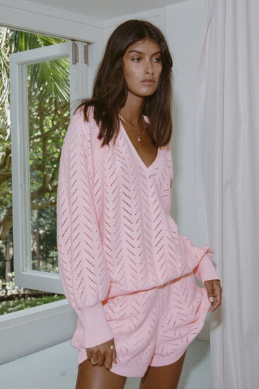 Salome Sweater - Candy - steele label ?id=16888273993867