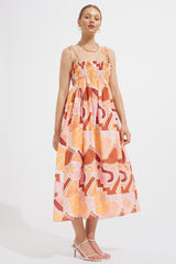 Sierra Dress - steele label