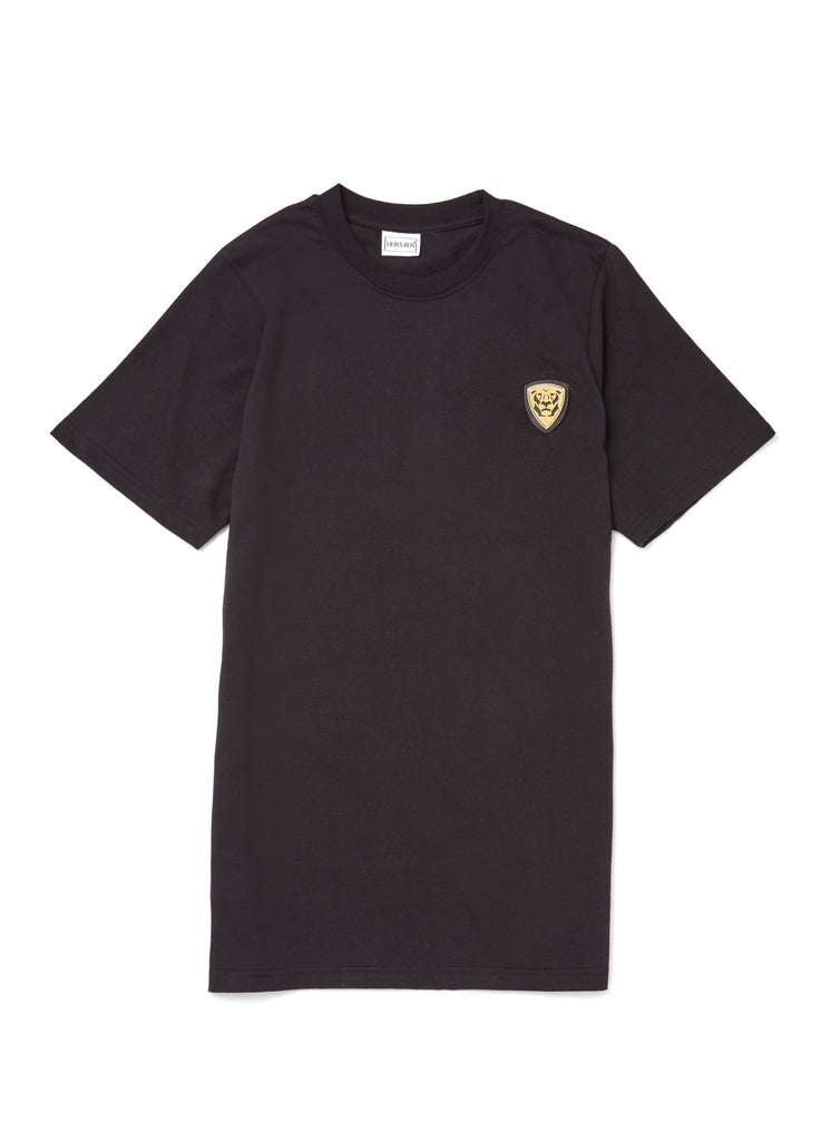 Member Collection BLACK T-SHIRT with gold logo