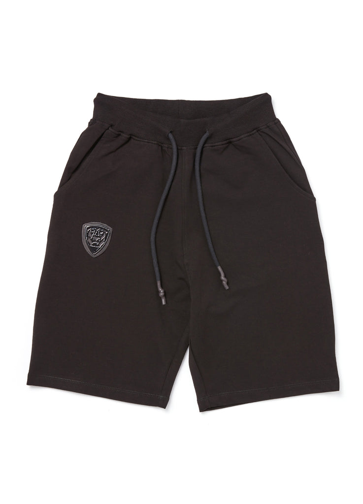 Member Collection BLACK SHORTS with black logo