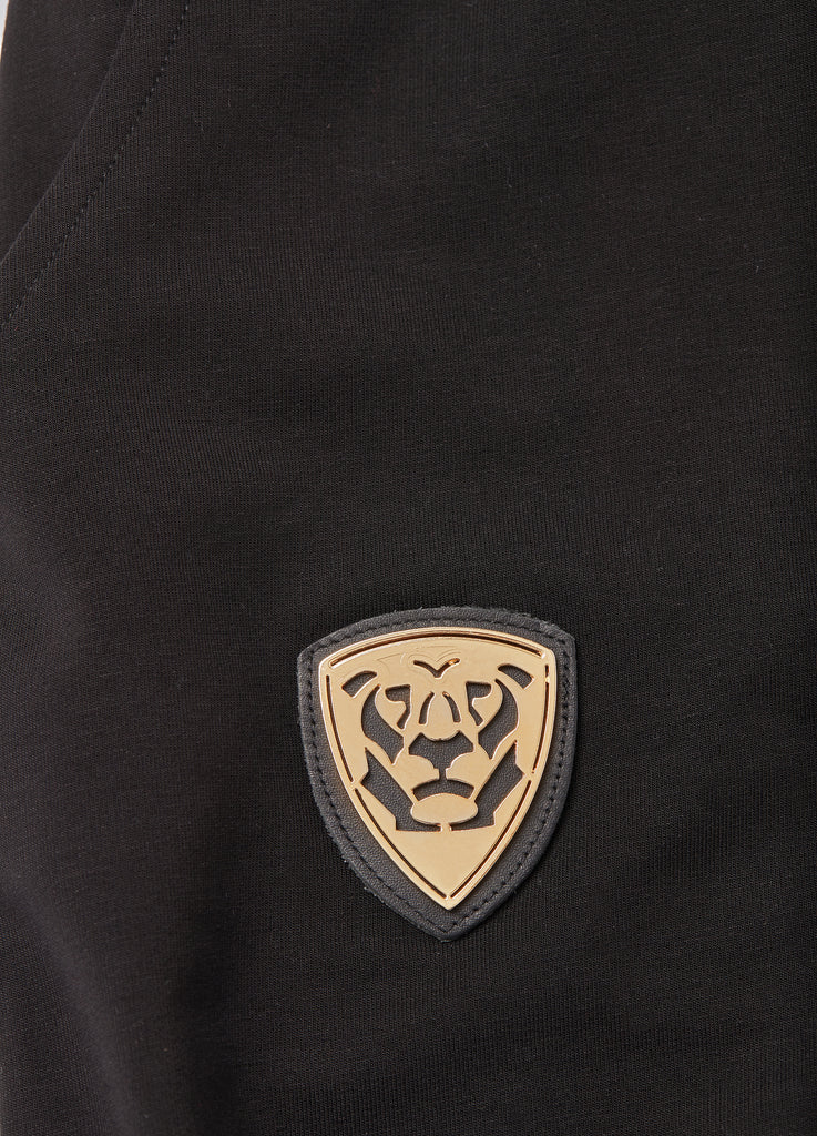 Member Collection BLACK SHORTS with gold logo