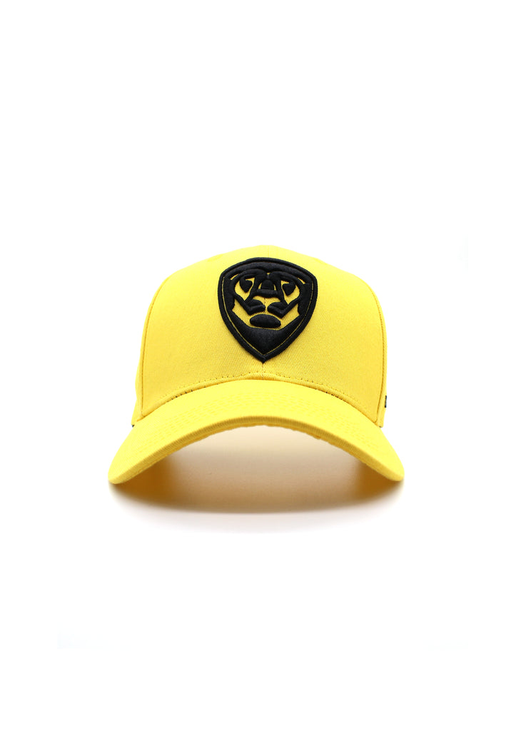 Special Pieces YELLOW CAP with black logo
