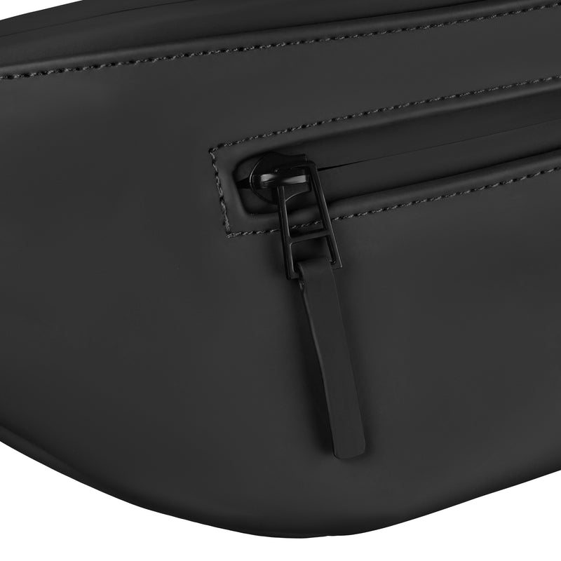 NOY® AINO Hip Bag - schwarz - Vegan & wasserdicht