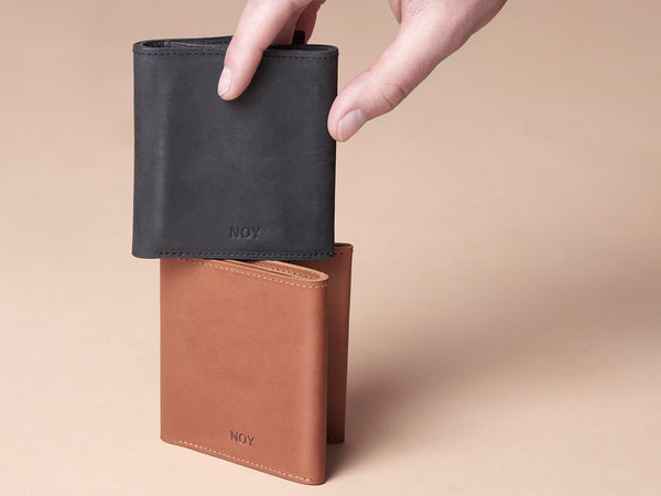 "NOY® SLIM WALLET - ""MADE IN GERMANY"""